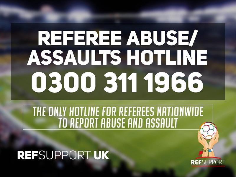Ref Support UK hotline