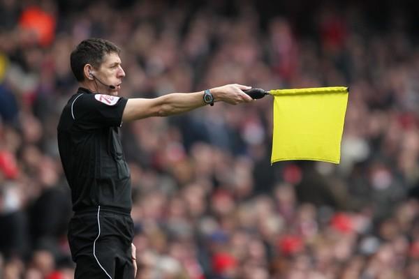 Retired Premier League assistant referee Andy Garratt