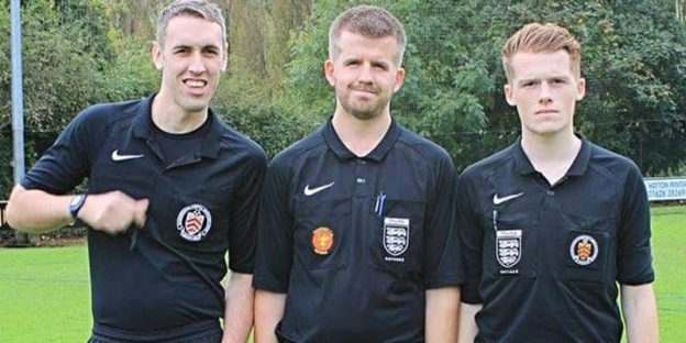 Former referee becomes football team manager